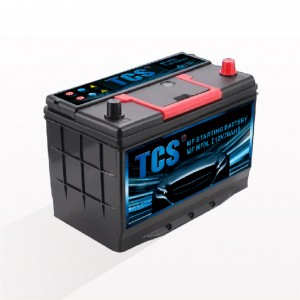 TCS car vehicle battery sealed maintenance free SMF 65D31L