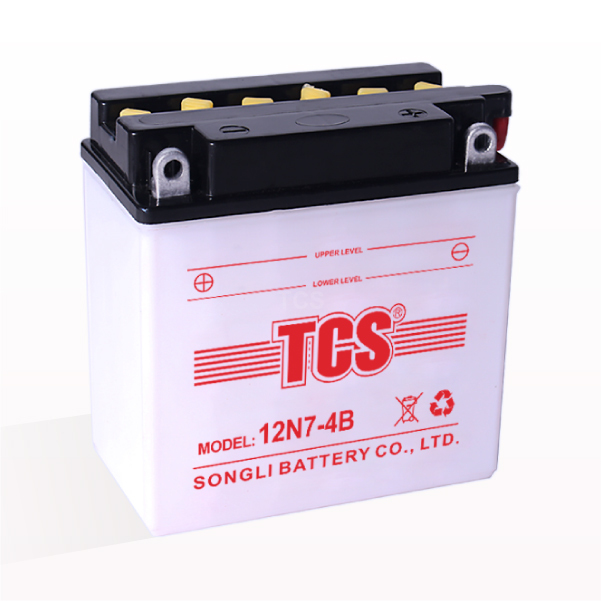 Manufacturer of 12 Volt Motorbike Battery -