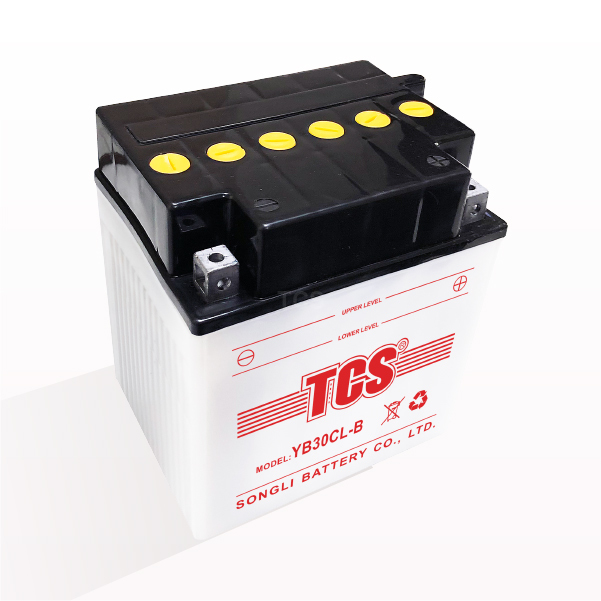 Factory Price 12 Volt 6 Amp Motorcycle Battery -