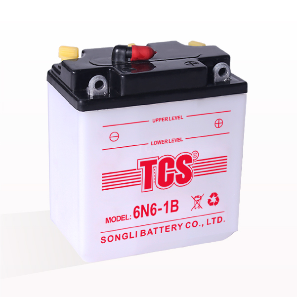Wholesale Price China Motorbike Battery -