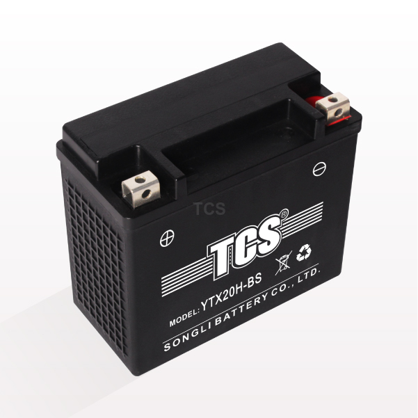 Factory Free sample Motorcycle Dry Battery -