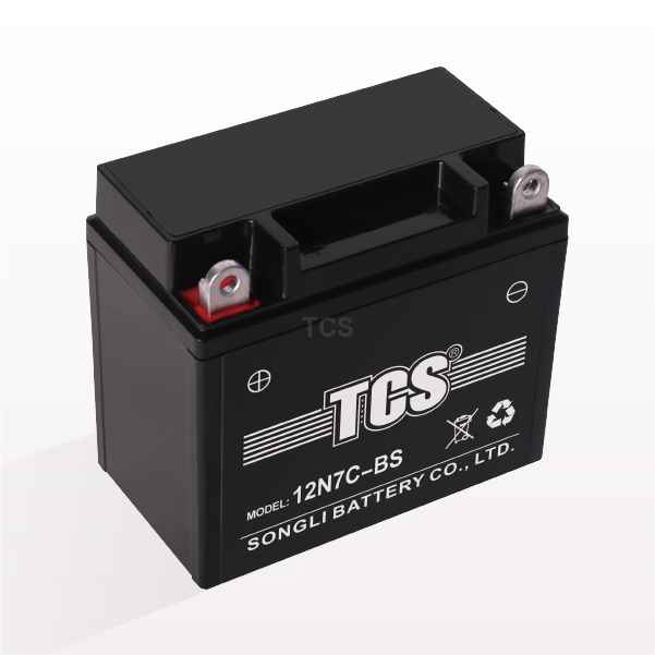 Popular Design for Tcs Motorcycle Battery -