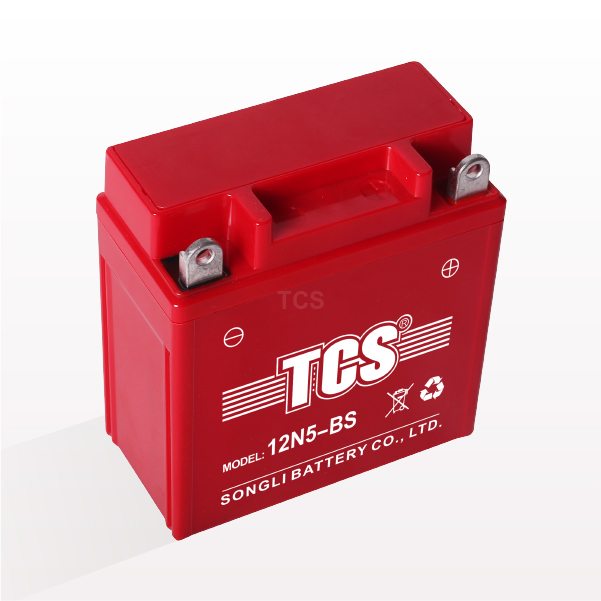 High reputation Ytz10s Motorcycle Battery - TCS 12N5-BS-red – SongLi