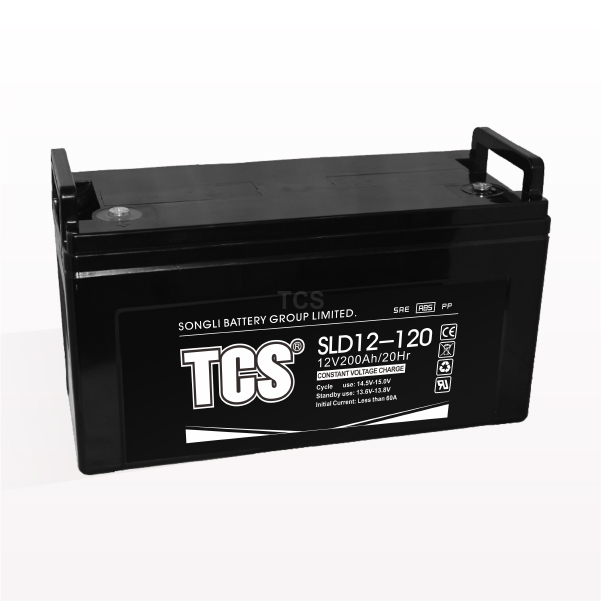 Deep cycle storage battery lead acid battery SLD12-120