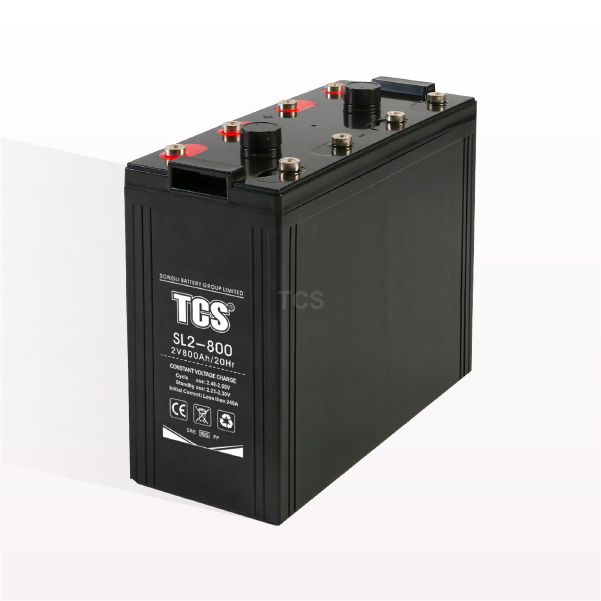 Storage lead acid battery 2V SL2-800