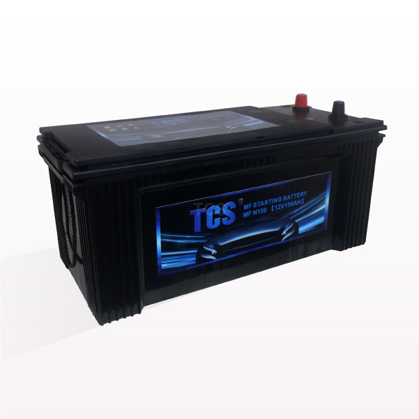 TCS car vehicle battery sealed maintenance free SMF 160G51