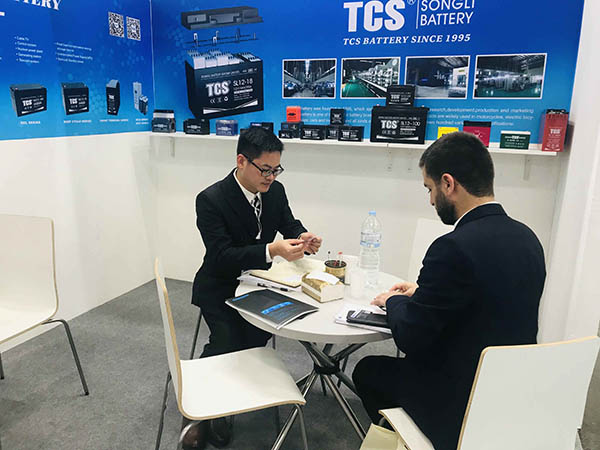 Songli ended successfully in 2019 Munich INTERSOLAR EES Exhibition