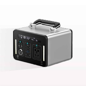 Lithium Battery Portable Power Supply Fitaovana T500