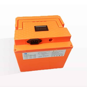 Lithium ion battery quick charge TLB4815