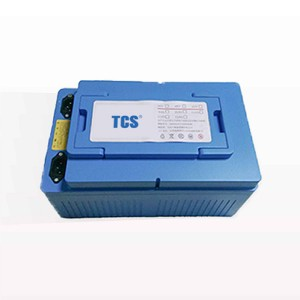 Lithium power battery color box 72V TLB7230