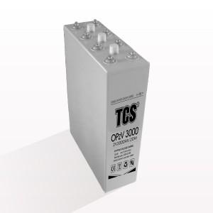 OPzV OPzS battery storage battery OPzV 3000