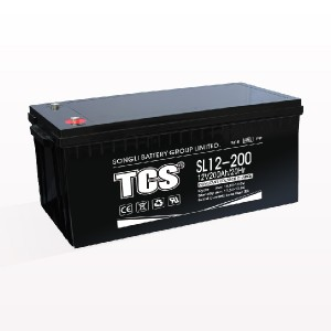 Storage battery middle size battery SL12-200