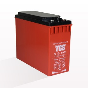Storage battery front terminal SL12-50FT