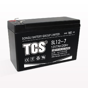 Storage battery small size battery SL12-7
