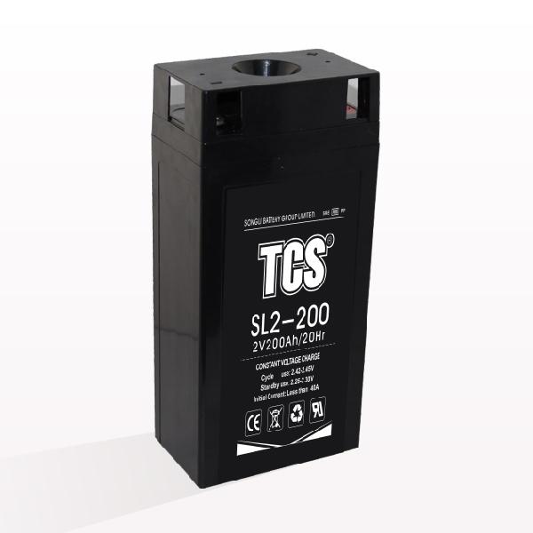 Storage lead acid battery 2V SL2-200 Featured Image