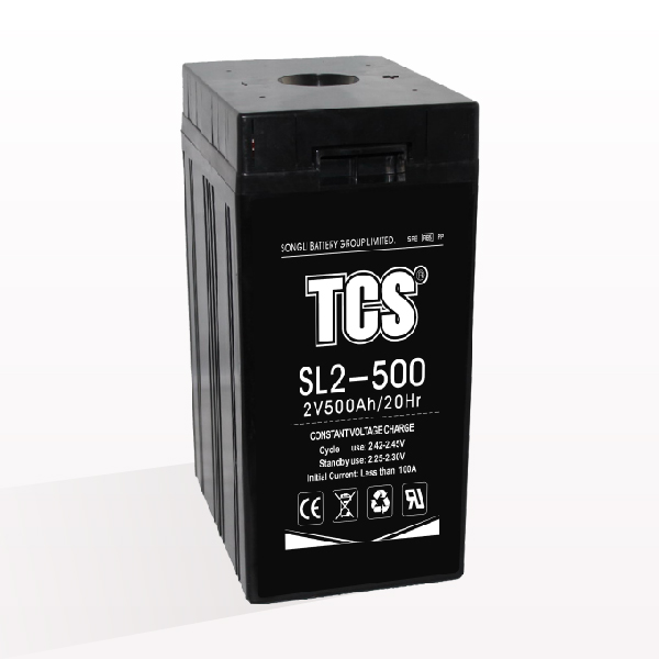 Storage lead acid battery 2V SL2-500 Featured Image