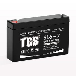Storage battery small size battery SL6-7