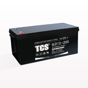 Deep cycle storage battery lead acid battery SLD12-200