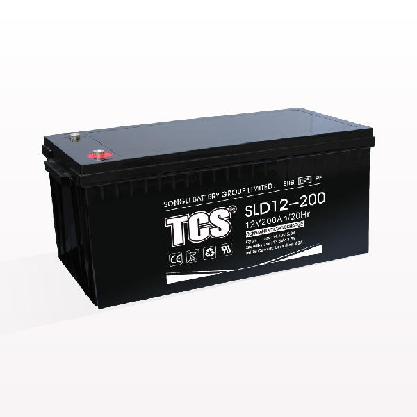 Deep cycle storage battery lead acid battery SLD12-200 Featured Image
