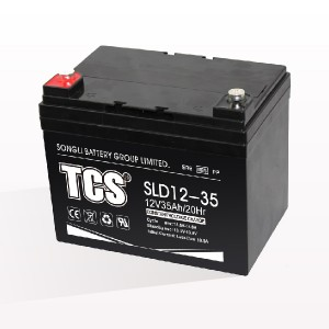 Deep cycle storage battery lead acid battery SLD12-35